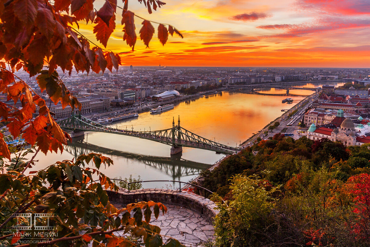 Fall in Budapest