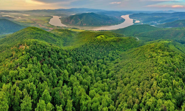 A csodálatos Duna-kanyar