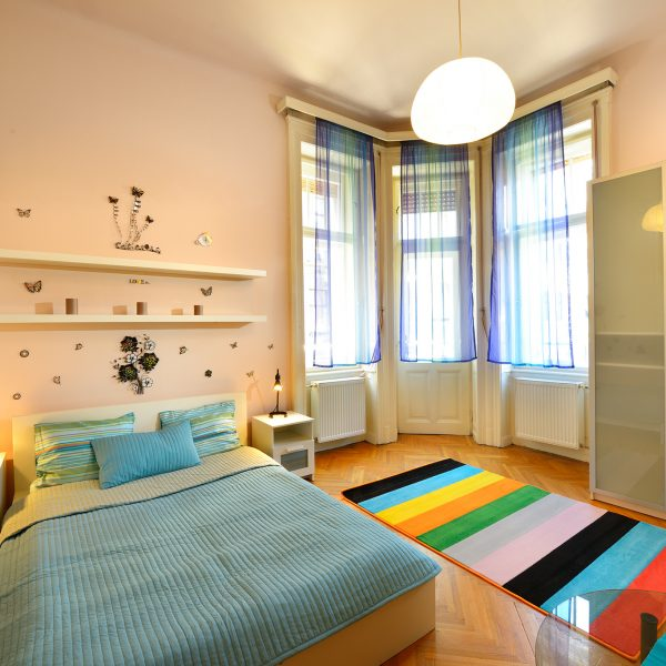 One bedroom Apartment Baross street